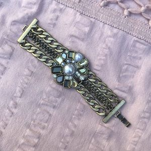 Lia Sophia Retired Athena Bracelet